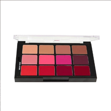 palette lip color 12 colors refillable