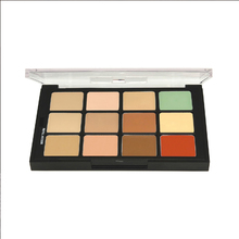 palette concealerrs + adjuster 12 colors ref
