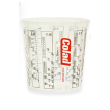 tazza in plastica 1400 ml