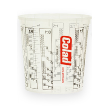 tazza in plastica 2300 ml