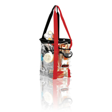 carry tool bag round clear