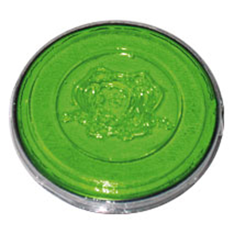 acquacolor fluo 12ml verde neon uv