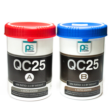 qc25 addition cure silicone 2kg