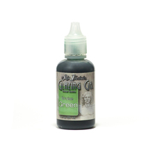 glazing gel bruise green
