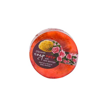 glycerin face soap rose 100g