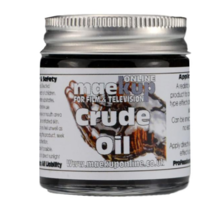 crude oil 30 gr finto petrolio