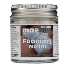 foaming mouth powder 30gr schiuma dalla bocca