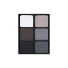palette 6 ombretti 12gr chroma theory iii