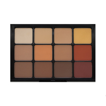 palette 12 ombretti 28gr warm neutral